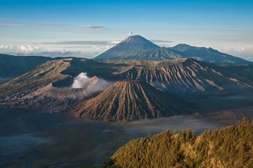 Fotobehang Indonesië Gunung Bromo Volcano Indonesia
