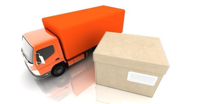 box truck concept
