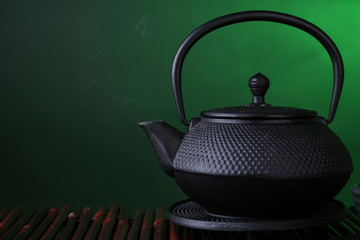 Chinese traditional teapot