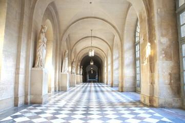 ベルサイユ宮殿 回廊 フランス