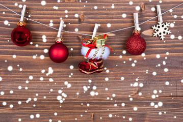 Christmas Background IV