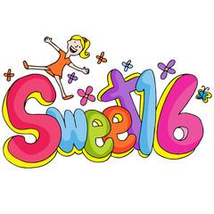 Sweet Sixteen Girl