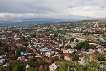 View of Tbilisi,Georgia