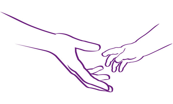hand mutter kind
