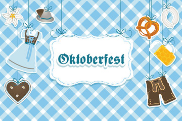 Oktoberfest Fototapete