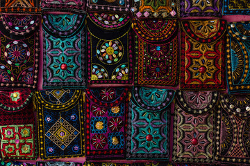 Traditional national embroidery