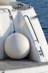 White round boat fenders for motor yacht,sport equipment