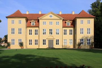Schloss Mirow Mecklenburg-Strelitz Deutschland