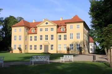 Mirower Schloss Mecklenburg-Strelitz Deutschland