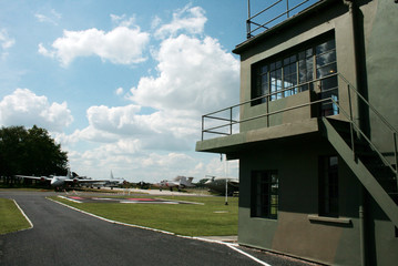 airfield control tower