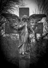 Angel on a Cross