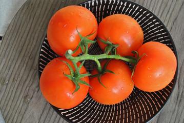 Aluminium Prints Grocery verse tros tomaten