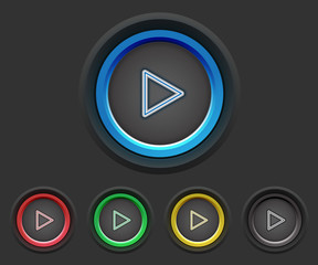 Video play buttons