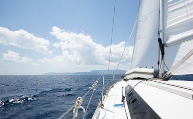 Sailboat - stock image