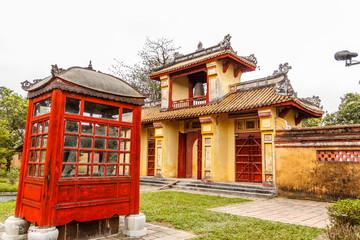 Vietnam temple at Hue, Vietnam
