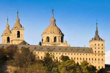 Royal Monastery of San Lorenzo de El Escorial, Madrid