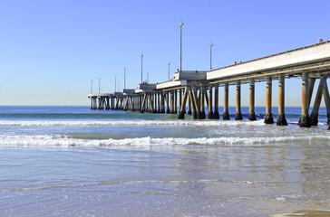 Pier at Venice Beach, California