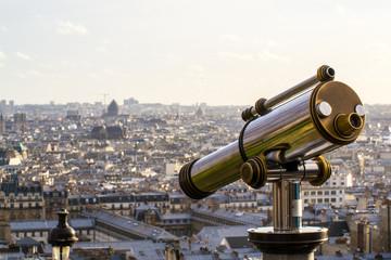 Paris, butte Montmartre, sacré coeur