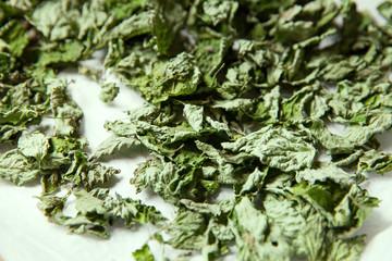 dried nettle tea