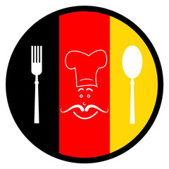 Germany Restaurant Indicates Restaurants Culinary And Eating