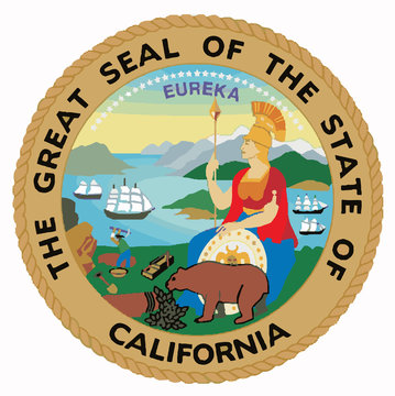 Seal of the State of California