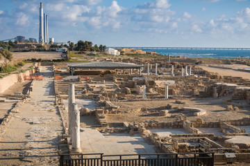 Fototapete - Caesarea