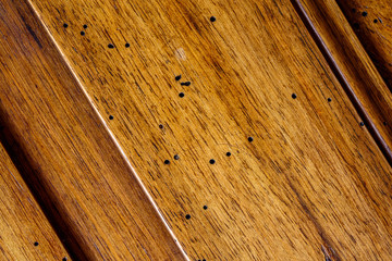 old wood background on luxurious wood cabinet