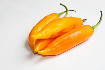 """Hot chili """"Aji amarillo"""""""