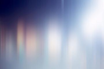 blurred glowing background