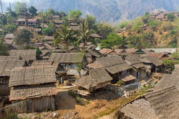 Refugees village