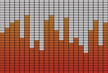 Equalizer orange signal