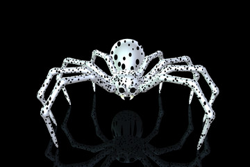 Dot, The Poke-A-Dot Spider