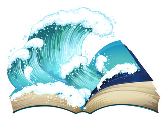 Book of wave