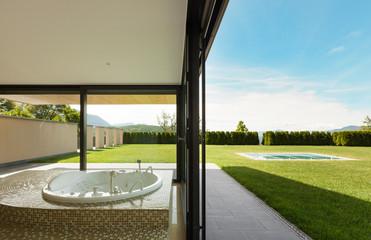 beautiful room with bath