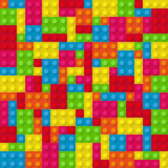 Building Blocks Texture Background