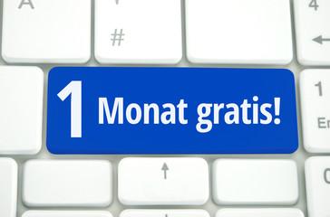 1 Monat gratis