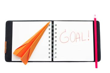 business goal concept