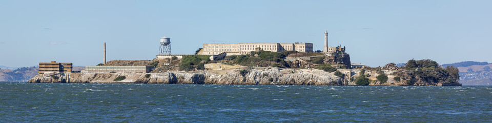 Wall Mural - Alcatraz