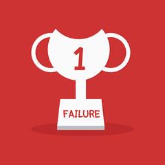 Failure leader trophy