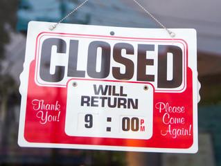 Closed shop