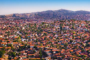 Old Ankara Turkey