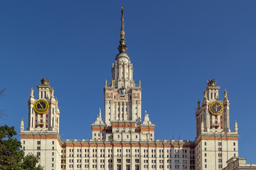 Moscow State University,Russia