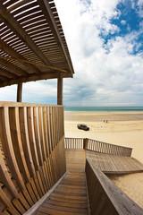 vacances et soleil en Atlantique