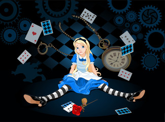 Alice in surprise