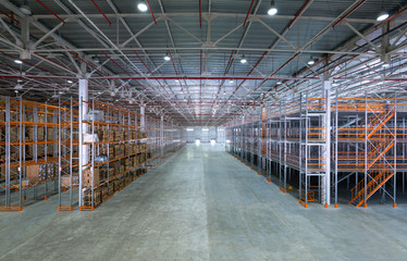 A big storage room
