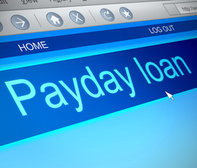 Payday loans.