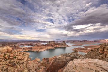 Fototapete - Lake Powell