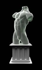Sculpture numérique
