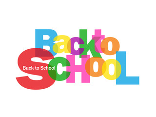 """""""BACK TO SCHOOL""""  Letter Collage (holidays class vacation)"""