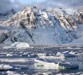 King Oscars Fjord - Greenland